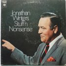Stuff'n Nonsense lp by Jonathan Winters