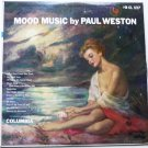 Mood Music lp by Paul Weston Cl527
