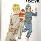Kwik Sew Boys Jogging Suit Uncut Pattern 1149 Sizes 4-7 Vintage