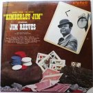 Music From the Movie Kimberley Jim lp Starring Jim Reeves