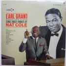Earl Grant Sings and Plays Songs Made Famous by Nat Cole lp