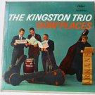 The Kingston Trio Goin Places lp