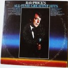 Ray Prices All time Greatest Hits lp