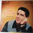 I See Your Face Before Me lp by Tony Travis