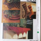 Kwik Sew Pattern 3278 Tree Skirts, Stockings, Mantle Runner New Uncut Sealed
