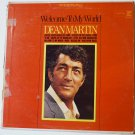 Welcome To My World lp by Dean Martin