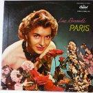 Line Renauds Paris lp by Line Renaud