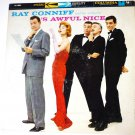 S Awful Nice by Ray Conniff cs8001 lp