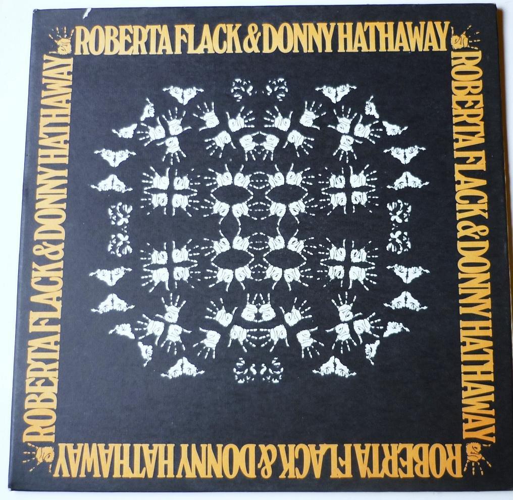 Roberta Flack and Donny Hathaway lp