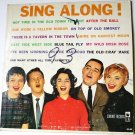 Sing Along LP - 27 Well Known Favorites