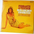 Our Golden Favorites lp - Ferrante & Teicher
