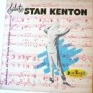 Salute To Stan Kenton Artistry in Rhythm lp