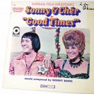 Sonny and Cher in Good Times...Original Film Soundtrack lp