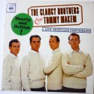 Hearty and Hellish A live Night Club Performance lp by The Clancy Brothers and T Makem