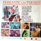 Golden Themes from Motion Pictures lp by Ferrante and Teicher