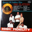 Encore of Golden Hits lp by the Platters - Mono