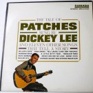 Dickey Lee: The Tale of Patches Sung By Dickey Lee and Eleven Others Songs lp
