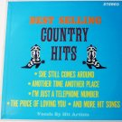 Best Selling Country Hits lp by Various Artists
