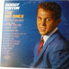 Bobby Vinton Sings the Big Ones lp ln24035