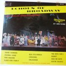 Echoes of Broadway With Organ and Rhythm Accompaniment lp