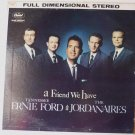 A Friend We Have lp by Tennessee Ernie Ford and The Jordanaires