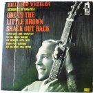 Memories Of America lp by Billy Edd Wheeler