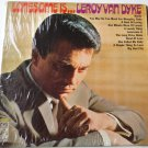 Lonesome Is LP by Leroy Van Dyke