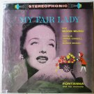My Fair Lady and Mood Music lp Stereo Fontanna and his Orchestra PST-637