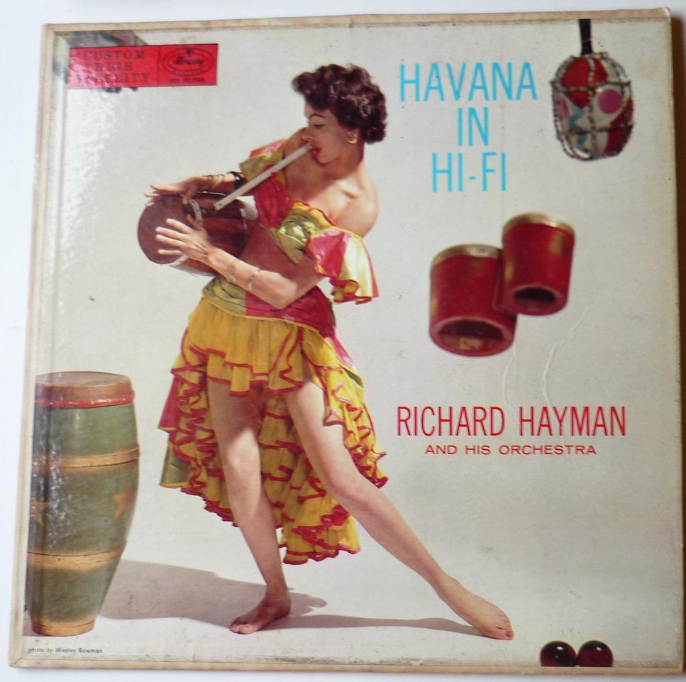 Havana in Hi-Fi lp by Richard Hayman