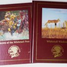 N American Hunting Club Whitetail Pros and Whitetail Wisdom 1998 - 2 Book Lot