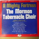 A Mighty Fortress - Mormon Tabernacle Choir LP