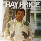 Make the World go Away lp by Ray Price