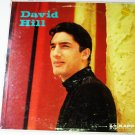 David Hill LP - Self Titled - Rare