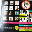 Silver Seal Sampler lp Festival of Music