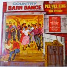 Pee Wee King lp Country Barn Dance