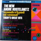Wonderland Of Sound lp by the New Andre Kostelanetz