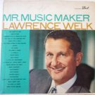 Mr Music Maker lp by Lawrence Welk