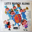 Lets March Along lp by Rocking Horse for Children