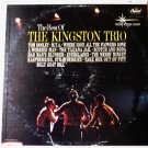 The Best of the Kingston Trio lp Self Titled T1705