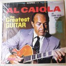 The Greatest Guitar Lp by Al Caiola