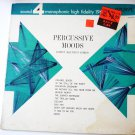 Percussive Moods lp by Johnny Keatings Kombo Mono