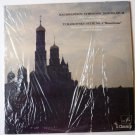 Rachmaninov Symphonic Dances Op. 45 Tchaikovsky Suite No 4 lp
