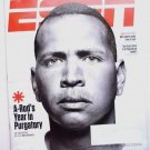 Espn Magazine March 2 2015 A Rod on Cover