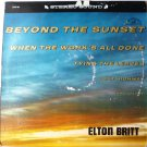 Beyond the Sunset lp by Elton Britt