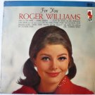 For You lp - Roger Williams ks3336