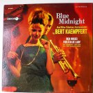 Blue Midnight lp by Bert Kaempfert
