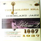 The Golden Era of Dixieland Jazz Vol 2 - 1887-1937 lp