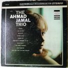 The Ahmad Jamal Trio lp - Self Titled