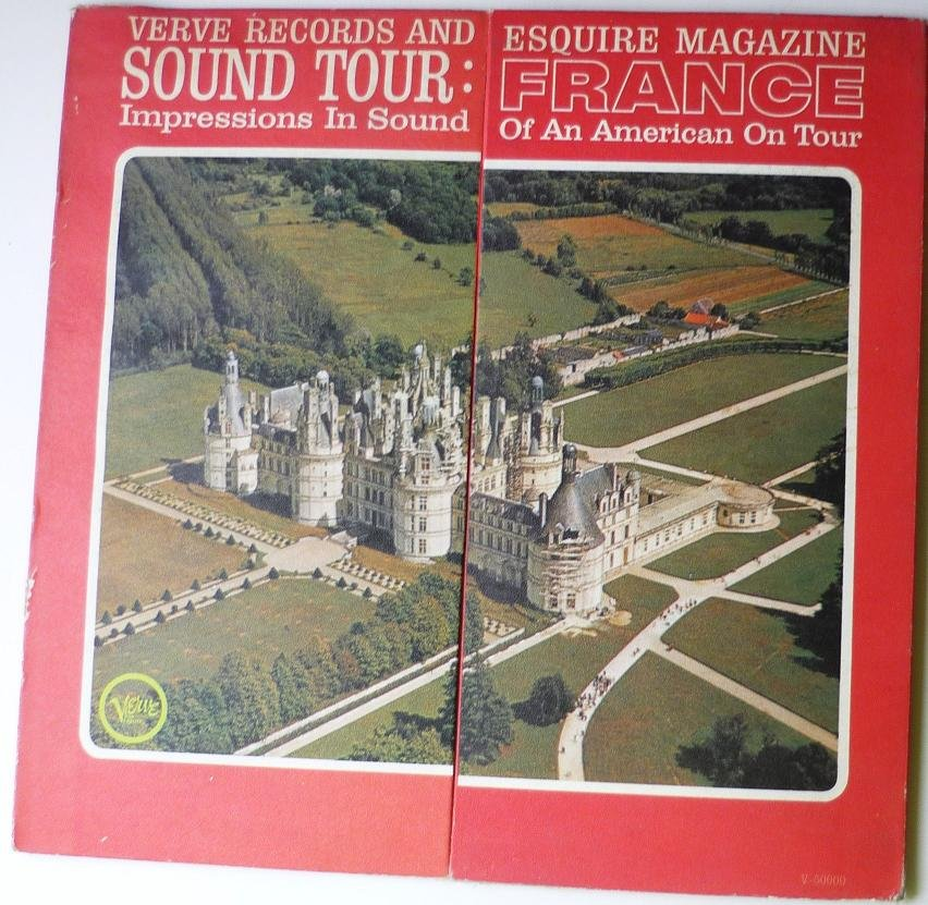 Sound Tour: France lp impressions in Sound of an American on Tour