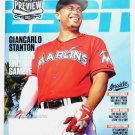 Espn Magazine March 30 2015 Giancarlo Stanton on Cover